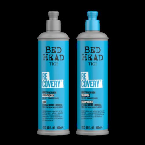 BED HEAD Hidratáló Duó - száraz hajra 2x400ml