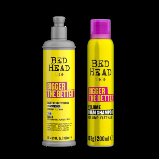 BED HEAD Dúsító Duó - vékony szálú hajra 200ml, 300ml